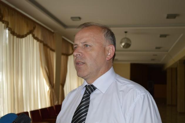 Головний дорожник Франківщини Дерев'янку: Чого ви мене розпинаєте?