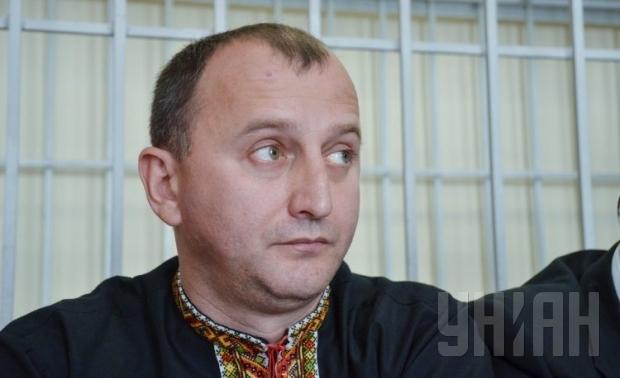 """Суд відпустив """"свободівця"""" Сиротюка під домашній арешт"""