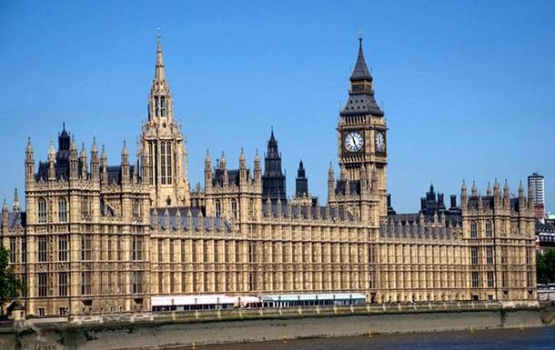 Вестмінстерський палац перебуває в жалюгідному стані