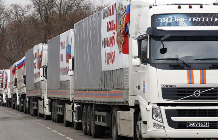 Замість гуманітарної допомоги – «російський популізм» та ліки для бойовиків