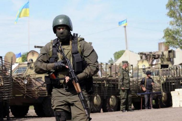 П`ятеро українських військовослужбовців вчора підірвалися на міні