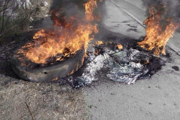 По всій РФ водії палять шини, пахне революцією дальнобою, – російський силовик