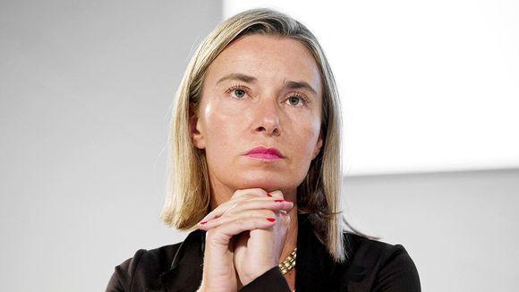 Могеріні висловила співчуття Лаврову через загибель пілота збитого Су-24
