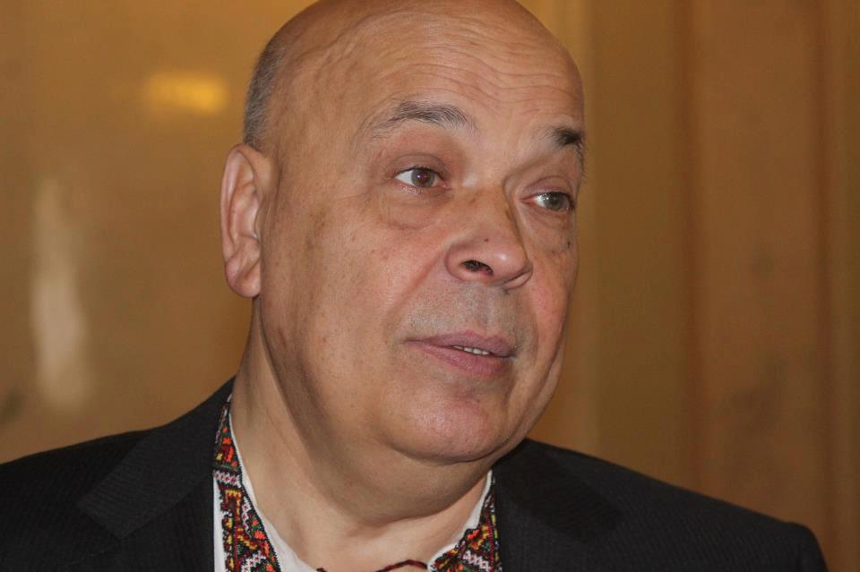 Порошенко не прийняв відставку Москаля
