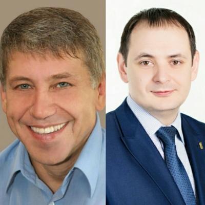 Кандидати на міського голову Івано-Франківська Ігор Насалик та Руслан Марцінків дебатуватимуть у прямому ефірі