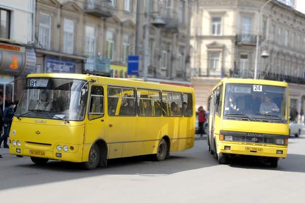 У Франківську визначили переможців конкурсу пасажирських перевезень
