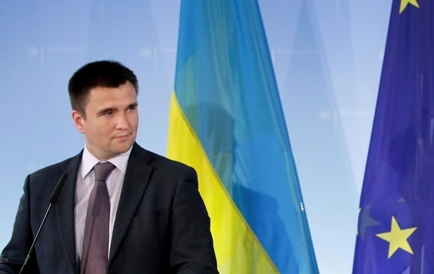 Клімкін: Не українці борються з Росією, а навпаки