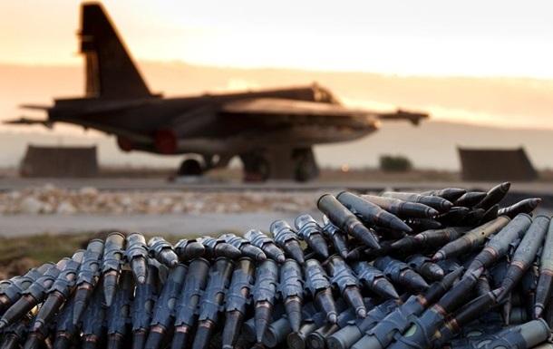Москва: У Сирії розбомбили сходку лідерів ІДІЛ