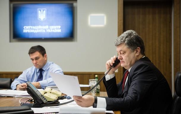 """Порошенко розповів про """"нормандські"""" переговори"""