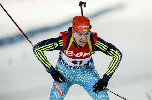 Дружина заступника мера Франківська завоювала бронзу на етапі Кубку світу з біатлону в Остерсунді (фото+відео)