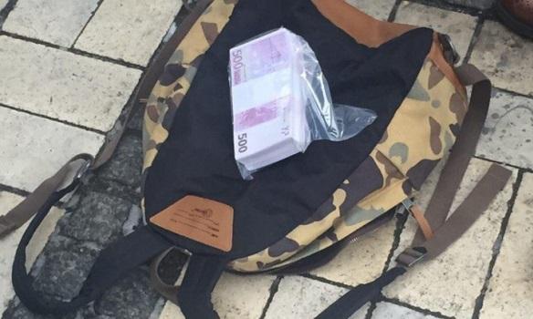 На Київщині голландці намагалися збути мільйон фальшивих євро