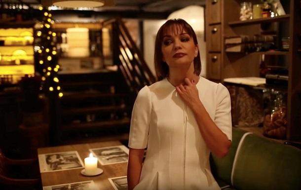 Буланова заспівала пісню українською мовою