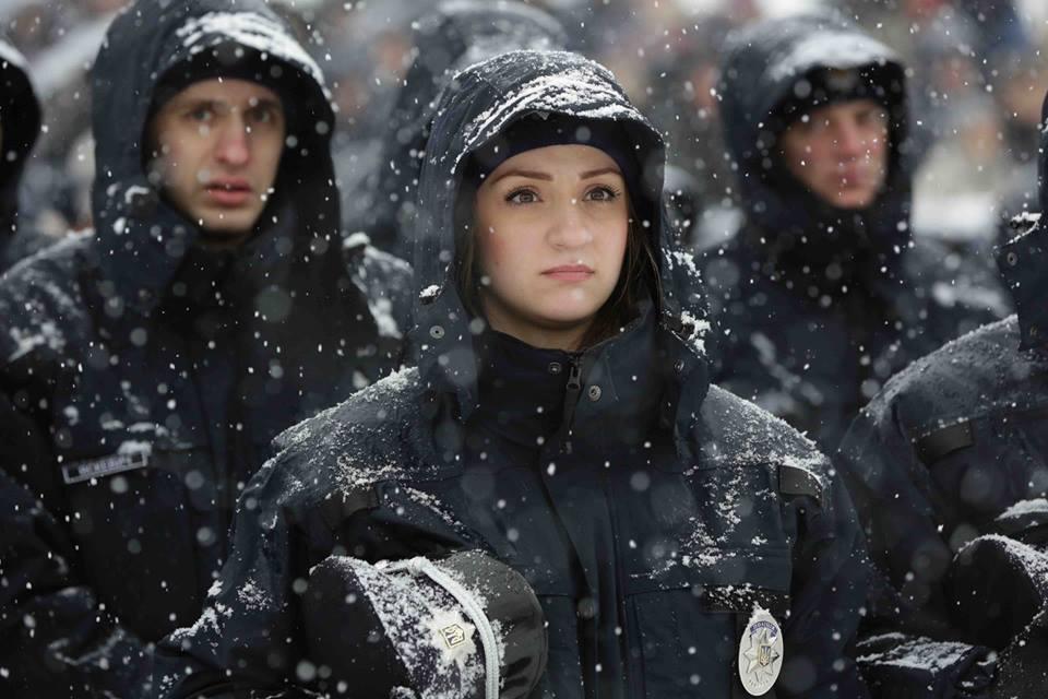Вже 30 січня громадський спокій іванофранківців охоронятиме нова патрульна поліція