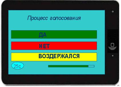 Система електронного голосування обійдеться Івано-Франківській облраді в 1,5 млн. грн.