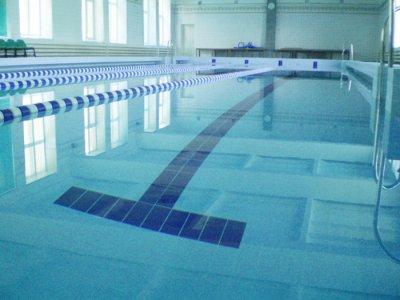 На Прикарпатті за майже 6 мільйонів гривень реконструюють шкільний басейн (інфографіка)
