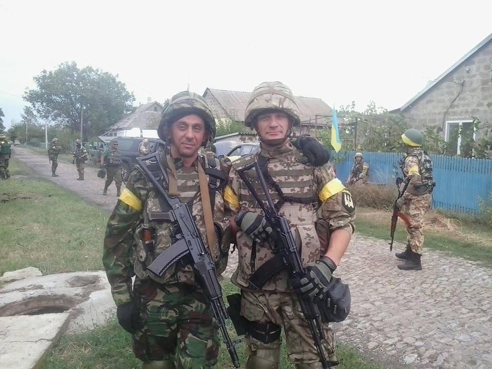 На Закарпатті поліція розшукала чоловіків, які побили бійця АТО з Прикарпаття
