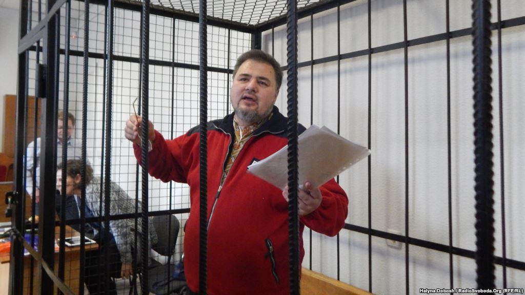 Руслан Коцаба на суді : Так, я сказав, що проти мобілізації, бо офіційно в нас війна неоголошена