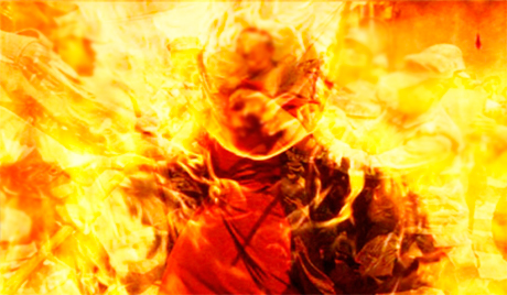 На Прикарпатті 60-річна жінка вчинила самоспалення?