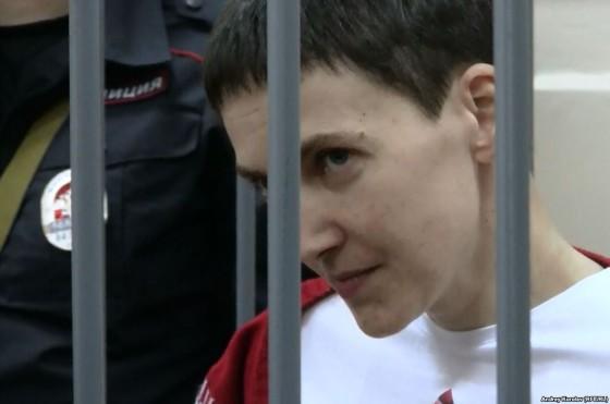 Лікарі попередили Надію Савченко про швидку смерть