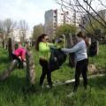 У Калуші прибрали старе єврейське кладовище