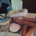 Калушани зібрали продукти для 80-ї аеромобільної бригади.