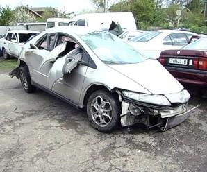 Водій, який потрапив у ДТП на Коломийщині, помер у лікарні.