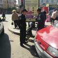 У Страсну п'ятницю патрульні затримали у центрі Івано-Франківська п'яного водія скутера