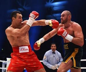 Бокс: Реванш між Кличком і Ф'юрі відбудеться 9 липня