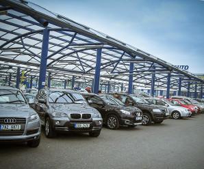 Які автомобілі з Євро-5 зможуть придбати мешканці Прикарпаття в 2016-му році