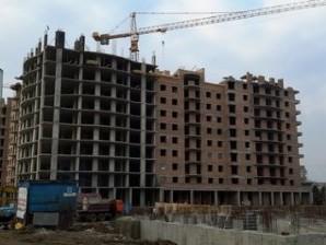 Івано-Франківськ став лідером в Україні за кількістю збудованого житла