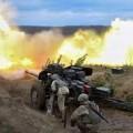 За минулу добу терористи 104 рази обстріляли сили АТО, українські військові 16 разів відкривали вогонь у відповідь