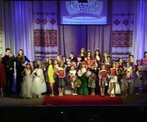 У Коломиї відбувся конкурс серед маленьких красунь