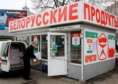 Україна відклала введення спецмита на товари з Білорусі