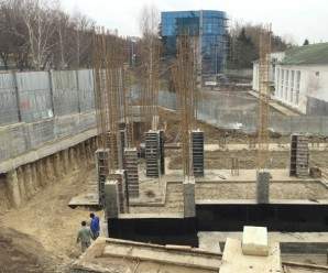 У Вовчинцях на землях сільськогосподарського призначення будують житловий комплекс