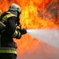 Поблизу Яремча в пожежі мало не загинув пенсіонер