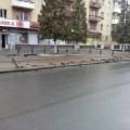Збиті на вулиці Галицькій паркувальні стовпчики обійшлися франківцю у 12 тисяч гривень