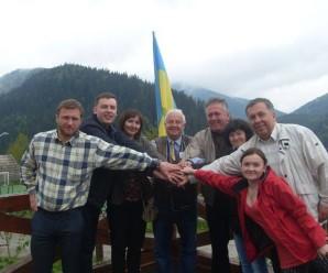 Громадські активісти Канівщини та Івано-Франківщини домовилися про співпрацю