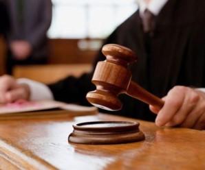 Прикарпатський правоохоронець скасував через суд догану