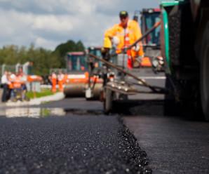 Тернопільські дорожники відремонтували 5 кілометрів автошляху у напрямку Франківська