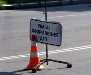 На Прикарпатті дитина опинилась під колесами іномарки