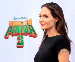 Анджеліна Джолі стала професором