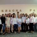 В Івано-Франківській облраді ввели дрес-код української вишиванки
