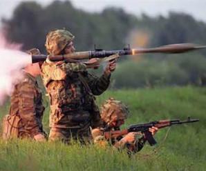 Ситуація у зоні АТО суттєво погіршилась: бойовики 15 разів відкривали вогонь