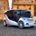 Український електромобіль братиме участь в марафоні
