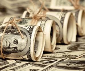 Україна збільшила валютні резерви на 37,5%