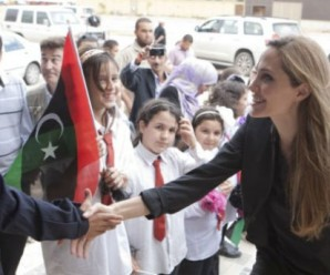 Анджеліна Джолі кидає кіно і йде в політику