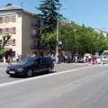 Іноземець збив мешканку Івано-Франківська просто на пішохідному переході (фото)