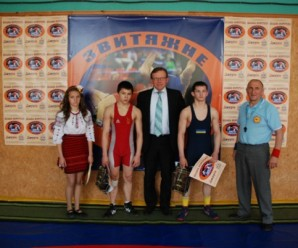 У Снятинському районі відбувся ІІІ Всеукраїнський турнір з вільної боротьби «Звитяжне коло» (фото)