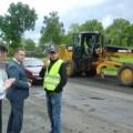 На Прикарпатті розпочали ремонтувати дорогу державного значення
