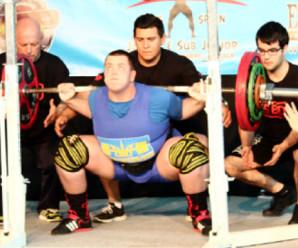 Прикарпатці вдало виступили на Чемпіонаті Європи з пауерліфтингу